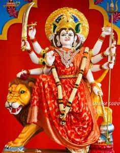 9ft Adi Parashakti in Hyderabad