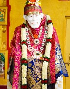 Shirdi Sai at Ramaneswaram
