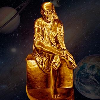 6ft gold shirdi sai idol to be consecrated at Ramaneswaram