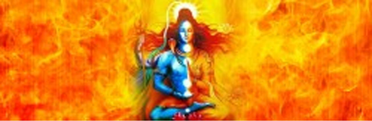 Lord Shiva and Shakti
